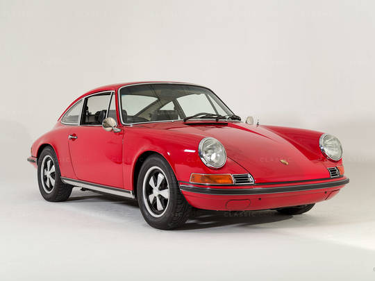 A perfect opportunity to own a stunning 911 S.