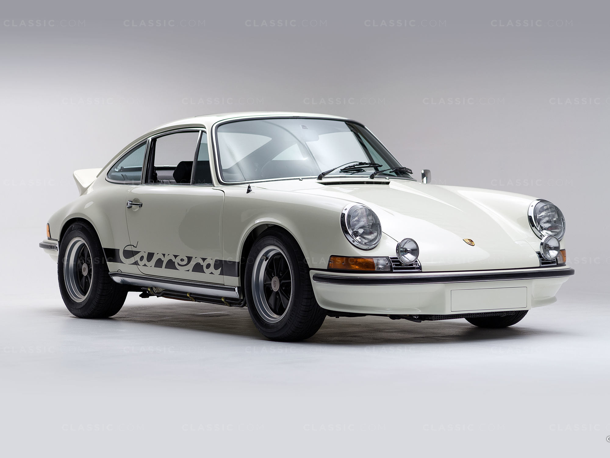 Relive Porsche's racing history behind the wheel of this iconic RS