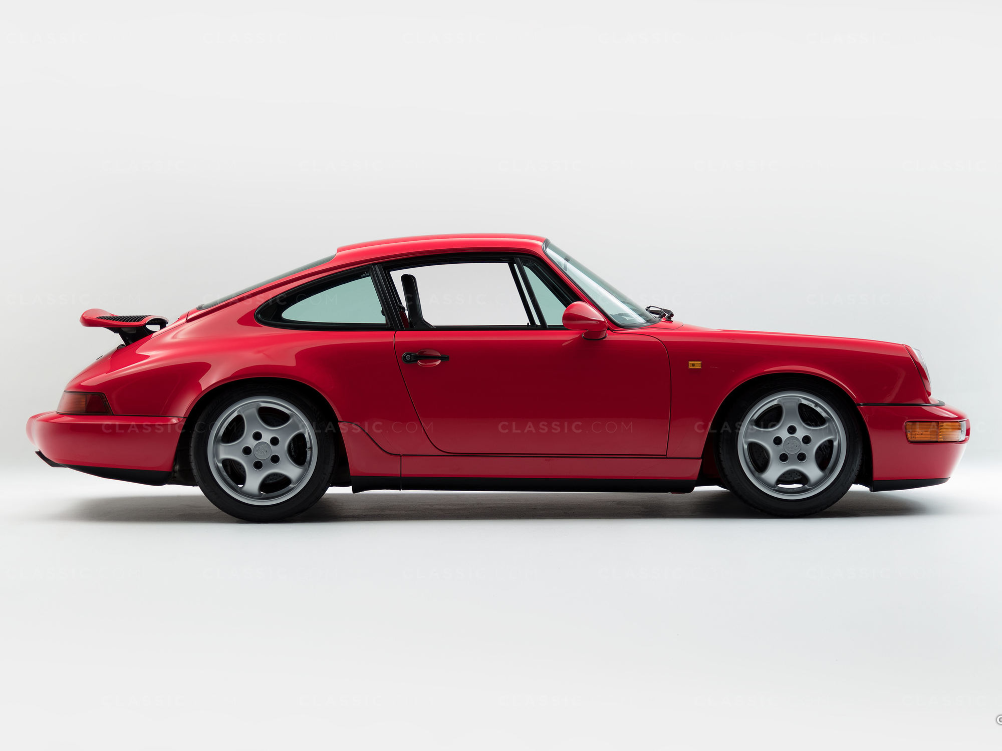 1991 Porsche 964 Carrera RS Coupe Guards Red