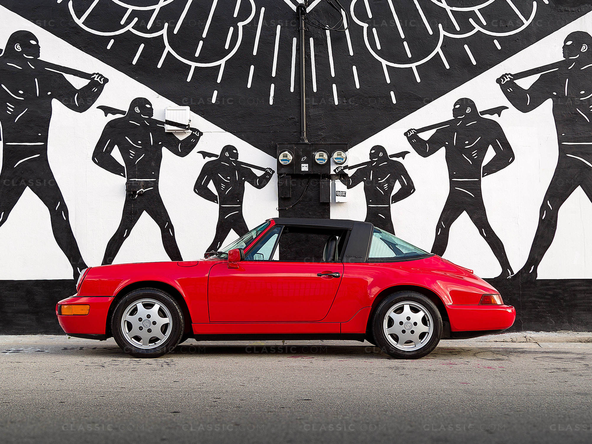 This Porsche promises a lifetime of fun driving.