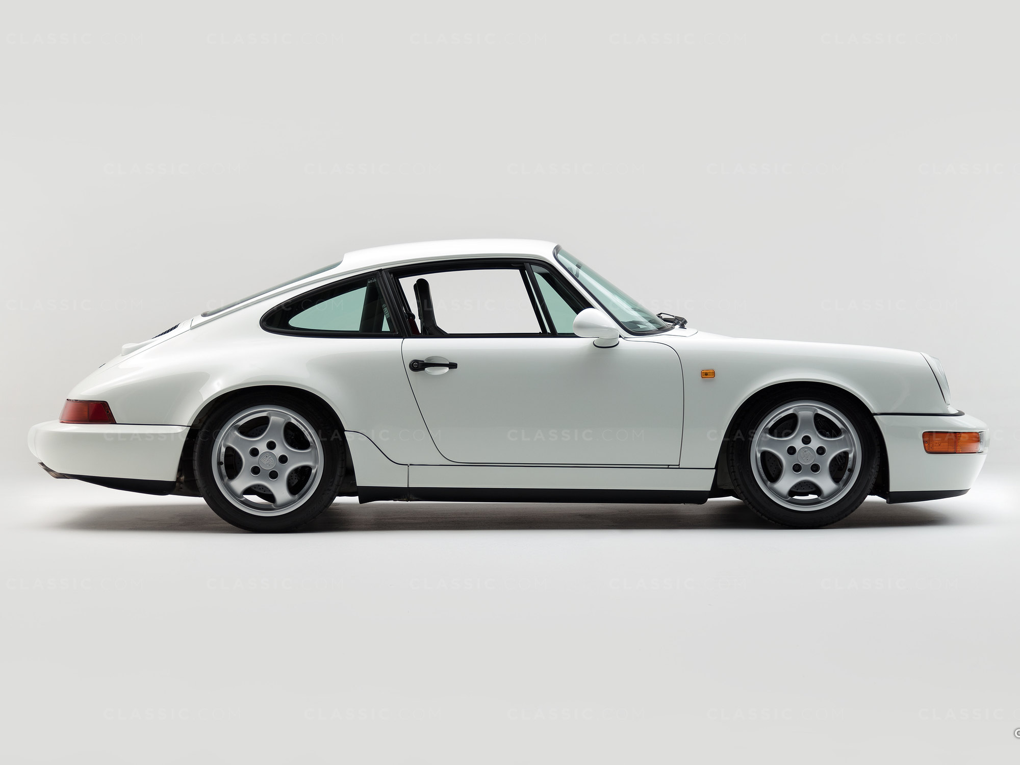 1992 Porsche 964 Carrera RS White