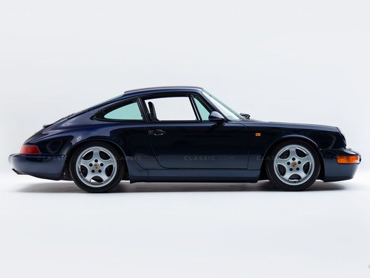 1992 Porsche 964 Carrera RS Midnight Blue