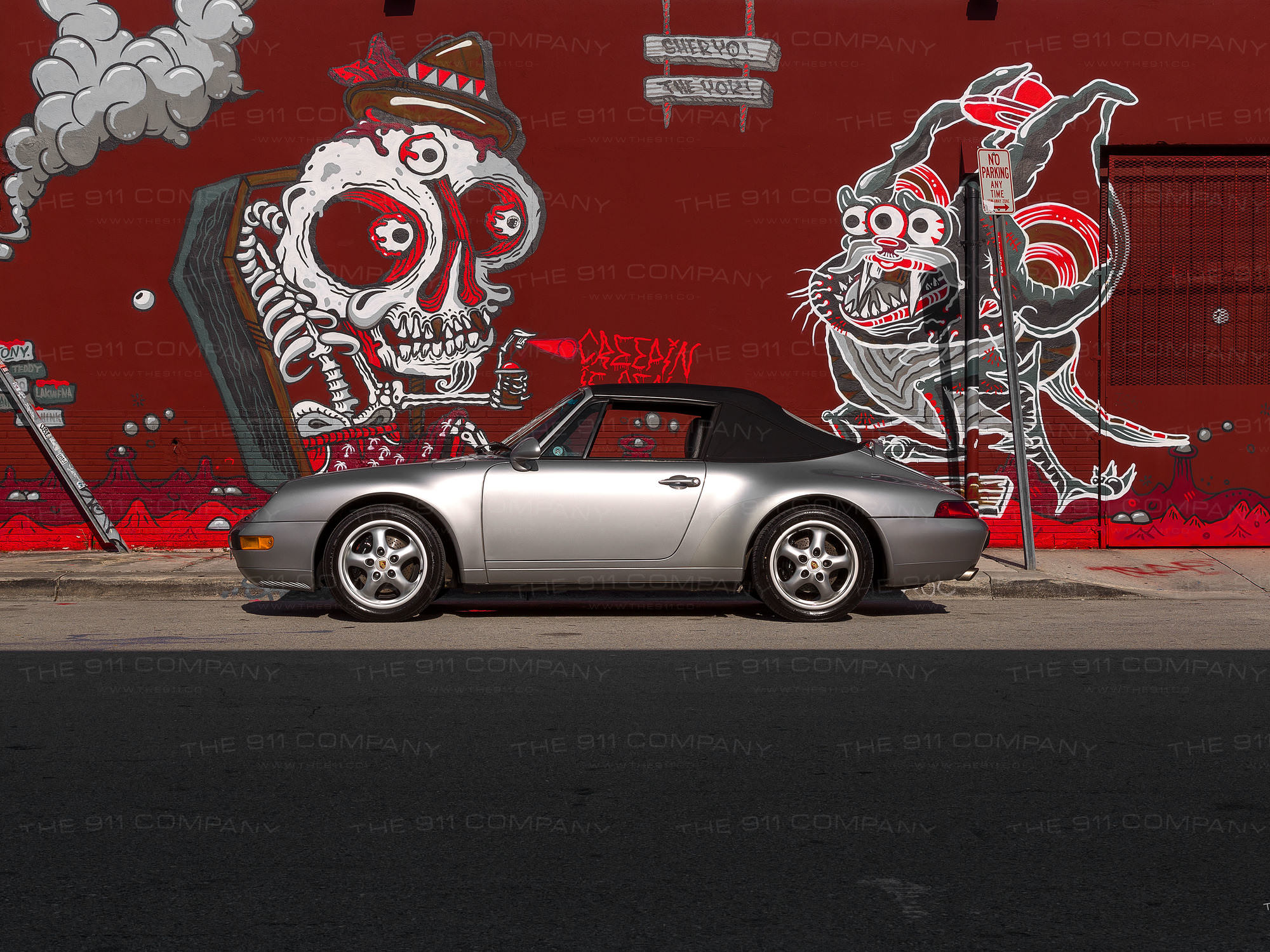 With the top up or down, this Porsche exemplifies uncomplicated fun.