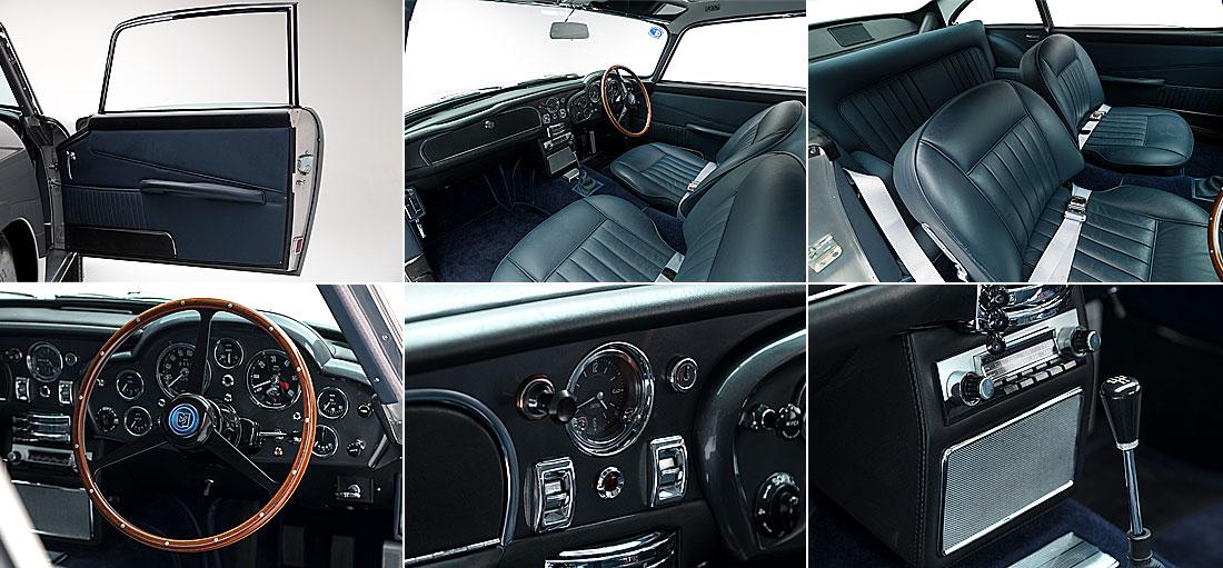 6 interior details